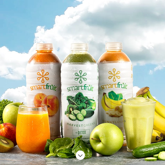 Smartfruit Takes the Hassle out of Healthly with Ridiculously Nutritious Smoothies
